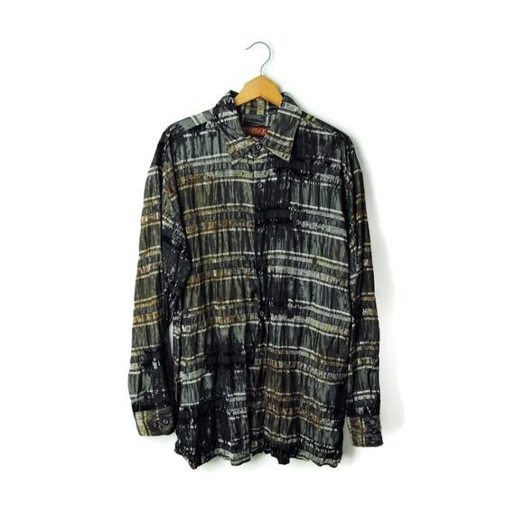 Men/'s Inserch Shirt Cotton Lavender NWT